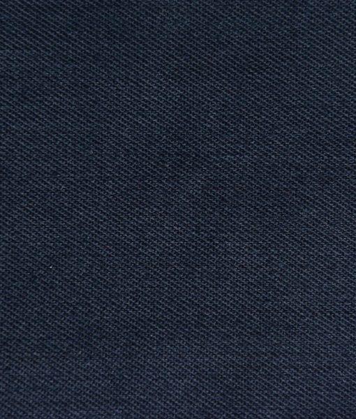 Gabardina Italiana Azul Acero Marino