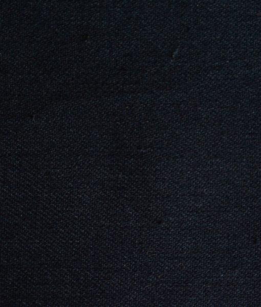 Gabardina Italiana Azul Acero Profundo 2