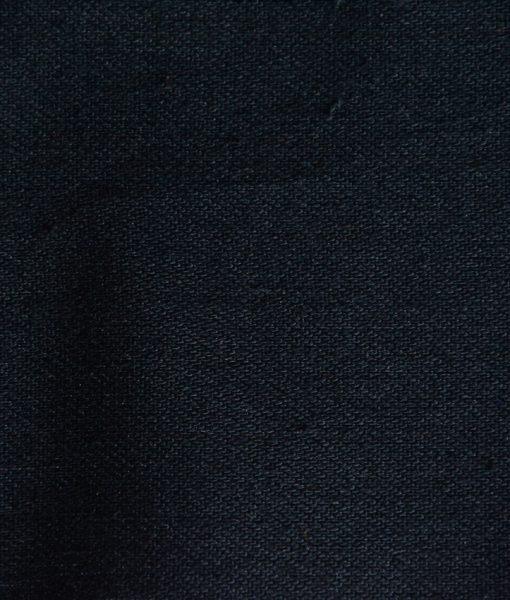 Gabardina Italiana Azul Acero Profundo