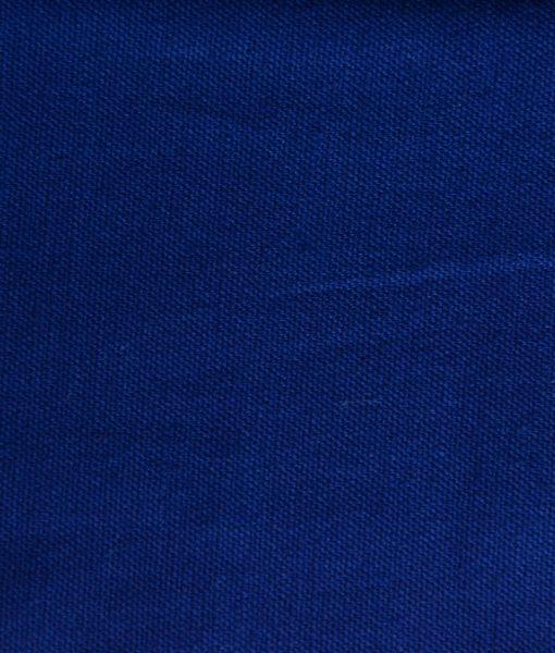 Gabardina Satinada Azul 2