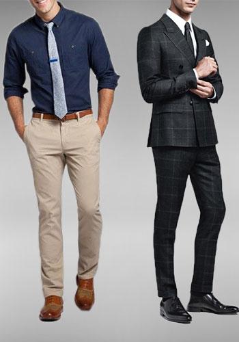 Pantalón y Trajes de Vestir